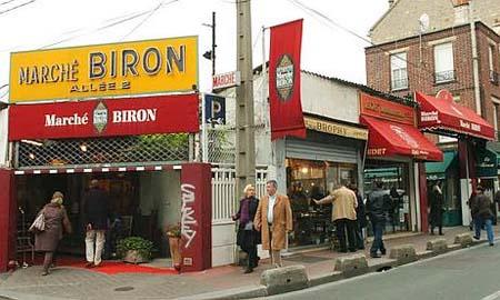 Biron Market
