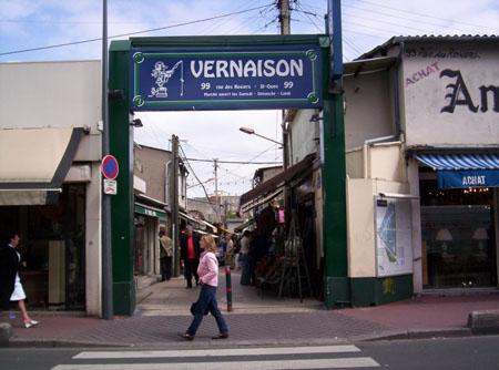 vernaison market