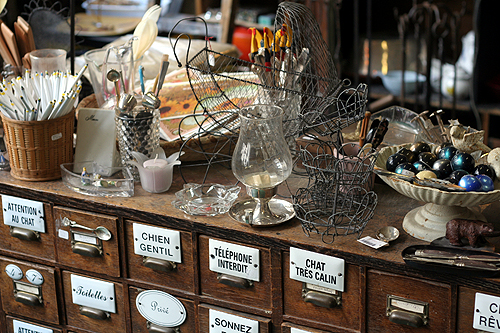 Private tour: Vintage shopping – Paris Flea Market